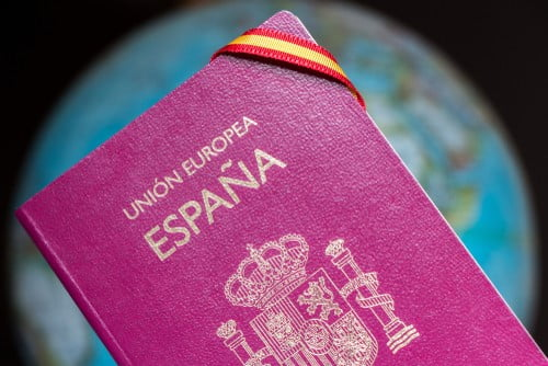 the spanish citizenship