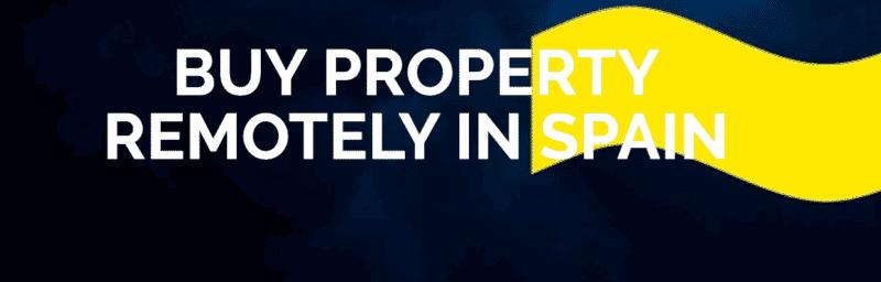 Buy a property in spain