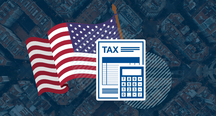 Taxes for USA citizens